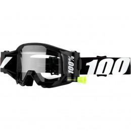 MX okuliare 100% Strata Forecast clear black