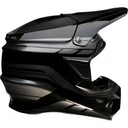 Prilba na moto Z1R FI MIPS Flank black charcoal