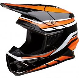 Prilba na moto Z1R FI MIPS Flank black orange white