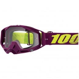 MX okuliare 100% Racecraft Klepto clear