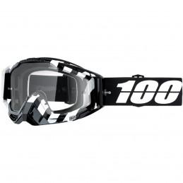 MX okuliare 100% Racecraft Alta clear