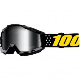 MX okuliare 100% Accuri Pistol mirror silver
