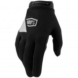 Dámske rukavice 100% RIDECAMP black