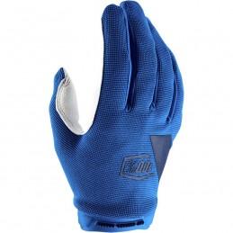 Dámske rukavice 100%  RIDECAMP blue