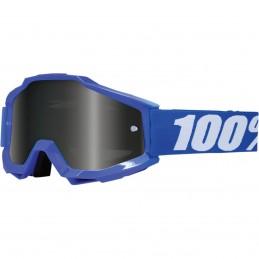 Mx okuliare 100% Accuri Rexlex Sand mirror blue