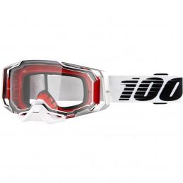 MX okuliare 100% Armega Lightsaber clear