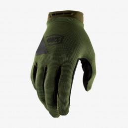 Pánske rukavice 100% RIDECAMP FATIGUE