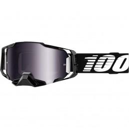 MX okuliare 100% Armega mirror black