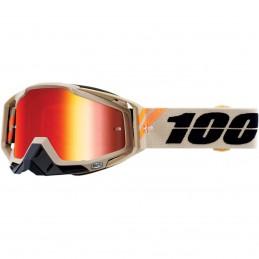 MX okuliare 100% Racecraft Poliet clear