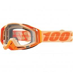 MX okuliare 100% Racecraft Sahara clear