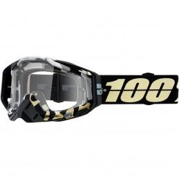 MX okuliare 100% Racecraft ERGOFLASH clear
