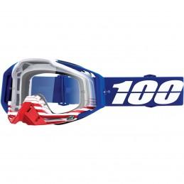 MX okuliare 100% Racecraft Athem clear