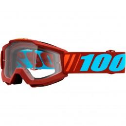 MX okuliare 100% Accuri DAUPHINE clear