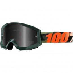MX okuliare 100% Strata Sand Huntsitan