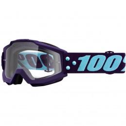 MX okuliare 100% Accuri Maneuver detské clear