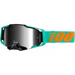 MX okuliare 100% Armega Clark S20 mirror