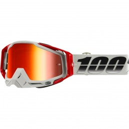 MX okuliare 100% Racecraft Suez S20 mirror