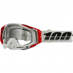 MX okuliare 100% Racecraft Suez S20 clear