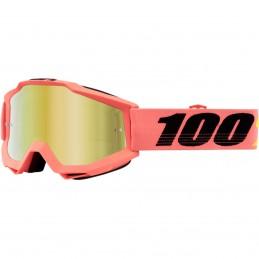MX okuliare 100% Accuri Rogen S20 mirror