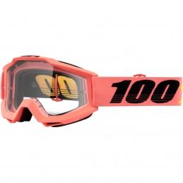 MX okuliare 100% Accuri Rogen S20 clear
