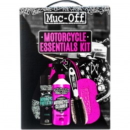 MUC-OFF BIKE ESSENTIALS...