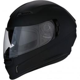 Prilba na moto Z1R Jackal flat black matt