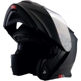Prilba na moto Z1R Solaris flat black matt