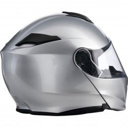 Prilba na moto Z1R Solaris silver