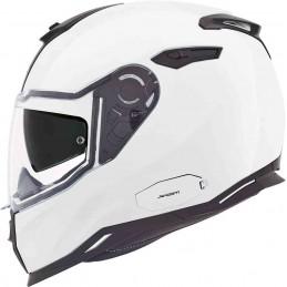 Prilba na motocykel Nexx SX.100 Core White