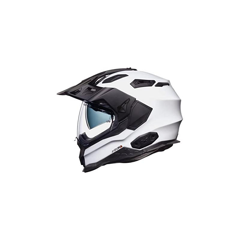 Prilba na motocykel Nexx X.WED2 Plain white