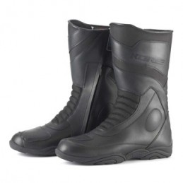 Topánky na motocykel KORE Touring Mid čierne