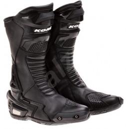 Topánky na motocykel KORE Sport čierne