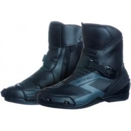 Topánky na motocykel KORE Semi Sport Short 2.0 čierne/šedé