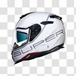 Prilba na motocykel Nexx SX.100 Superspeed white