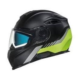 Prilba na motocykel NEXX X.Vilitur Latitude black/yellow MT