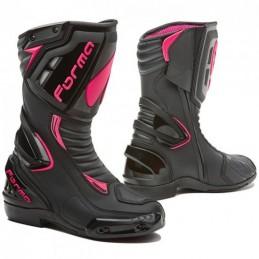 Topánky na motocykel FORMA Freccia Ladies 160 čierna/ružová