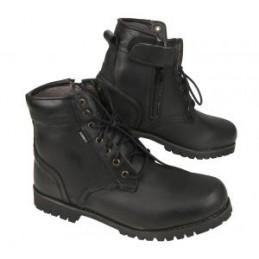 Topánky na motocykel Modeka Lynton čierne
