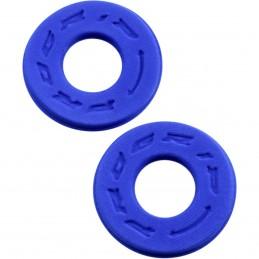 Penový krúžok na gripy PRO GRIP anti blister 5002 modrý