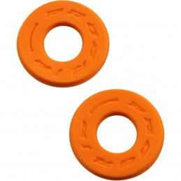 Penový krúžok na gripy PRO GRIP anti blister 5002 oranžový