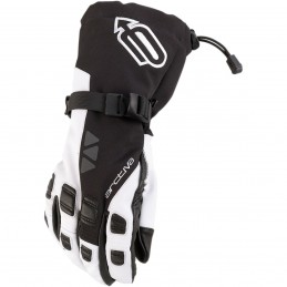 Rukavice ARCTIVA S20 QUEST black/white