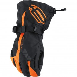 Rukavice ARCTIVA S20 PIVOT black/orange