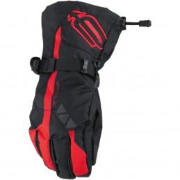 Rukavice ARCTIVA S20 PIVOT black/red