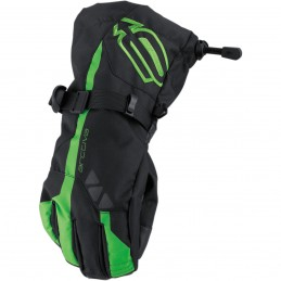 Rukavice ARCTIVA S20 PIVOT black/green