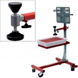 Montážny stôl pre motor Bike-lift ES-06