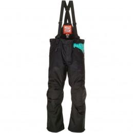 Dámske zateplené nohavice ARCTIVA S20W LAT48 black/mint