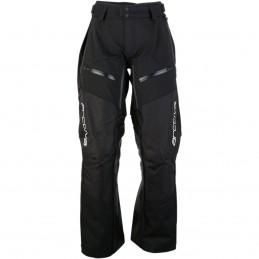 Pánske zateplené nohavice ARCTIVA S9 Summit black/white