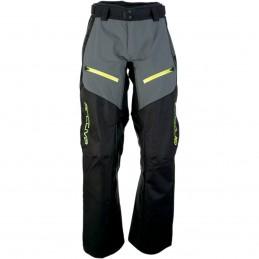 Pánske zateplené nohavice ARCTIVA S9 Summit black/yellow