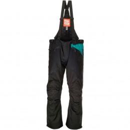Pánske zateplené nohavice ARCTIVA S20 LAT48 black/green