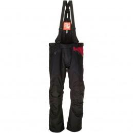 Pánske zateplené nohavice ARCTIVA S20 LAT48 black/burgundy