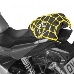 Sieťka na batožinu OXFORD 40X40cm reflexná žltá